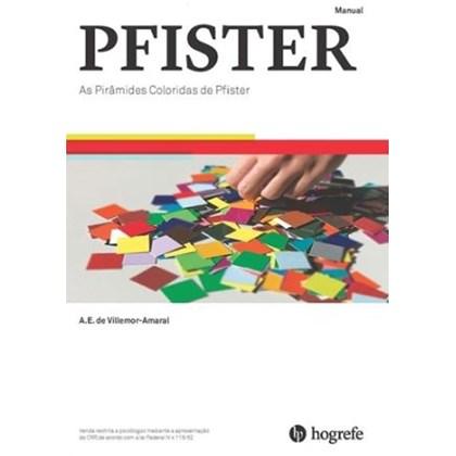 PFISTER ADULTO (MANUAL) CETEPP