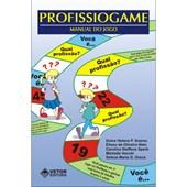 PROFISSIOGAME (Kit) - Composto de Cartas e Tabuleiro