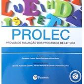 PROLEC 2º ED - Prova de Avaliação dos Processos de Leitura - Caderno de Prova