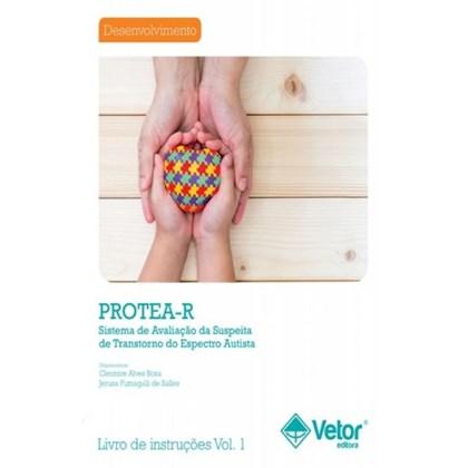 PROTEA-R - Sistema de Avaliação da Suspeita do Transtorno do Espectro Autista (Coleção)