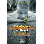 Psicologia e Psicologia Escolar no Brasil
