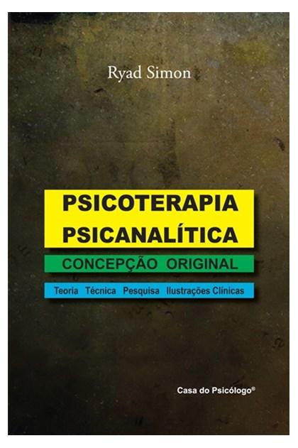 Psicoterapia psicanalítica: concepção original