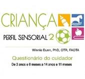 Questionário do cuidador referente ao Perfil Sensorial da Criança (Perfil Sensorial 2)