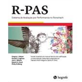 R-PAS – Sistema de Avaliação por Performance de Rorschach (Coleção)