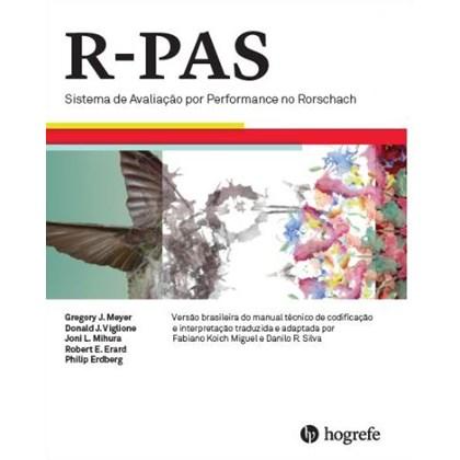 R-PAS (Coleção SEM Pranchas)