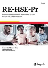RE-HSE-Pr (Coleção) - Roteiro de Entrevistas de Habilidades Sociais Educativas de Professores
