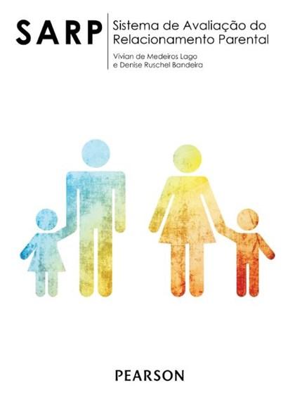 SARP - Sistema de Avaliação do Relacionamento Parental - Kit Completo