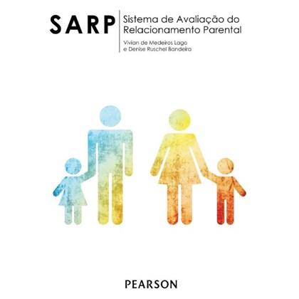 SARP - Sistema de Avaliação do Relacionamento Parental - Livreto de Apresentação FEMININO
