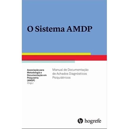 Sistema AMDP - Manual de Documentação de Achados Diagnósticos Psiquiátricos