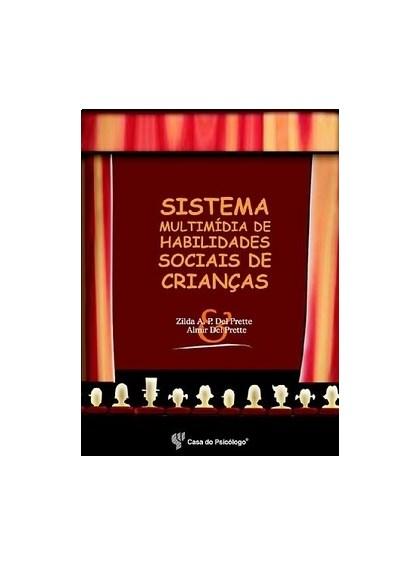 SMHSC - Sistema Multimídia de Habilidades Sociais de Crianças - Caderno pranchas