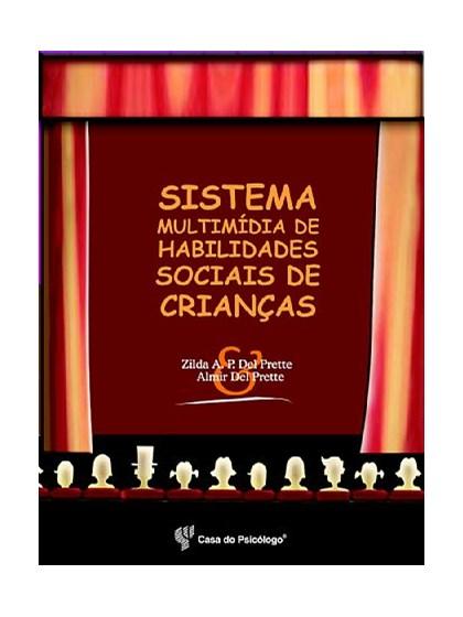 SMHSC - Sistema Multimídia de Habilidades Sociais de Crianças - Kit Completo