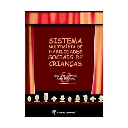 SMHSC - Sistema Multimídia de Habilidades Sociais de Crianças - Manual
