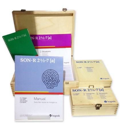SON-R 2 1/2 -7 [A] - Conjunto Completo