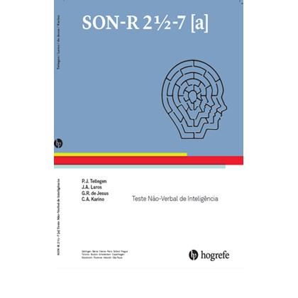 SON-R 2½-7 [a] - Caderno Subteste Padrões