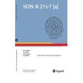 SON-R 2½-7 [a] - Folhas de Respostas