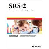 SRS-2 (FOLHAS DE RESPOSTAS IDADE ESCOLAR) - Escala de Responsividade Social 2ª edição
