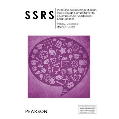 SSRS - Kit Completo - Inventário de Habilidades Sociais, Problemas de Comportamento e Comp