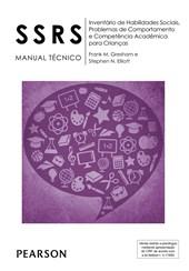 SSRS - Manual - Inventário de Habilidades Sociais, Problemas de Comportamento e Competênci
