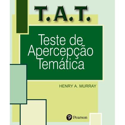 TAT - Manual de Aplicação e Avaliação