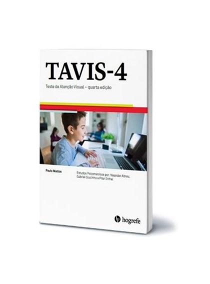 TAVIS-4 - Teste de Atenção Visual - 4ª edição (Coleção)