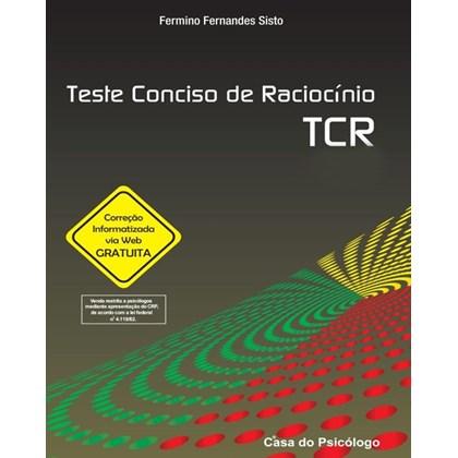 TCR - Teste Conciso de Raciocínio - Caderno de Provas