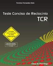 TCR - Teste Conciso de Raciocínio - Kit Completo