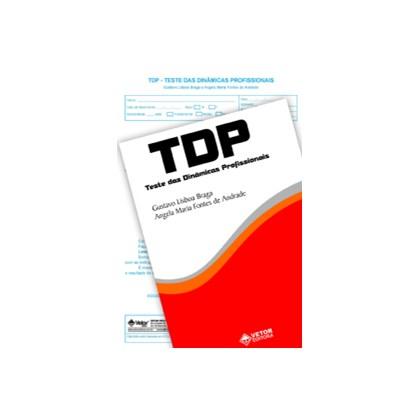 TDP - Livro de aplicação e avaliação