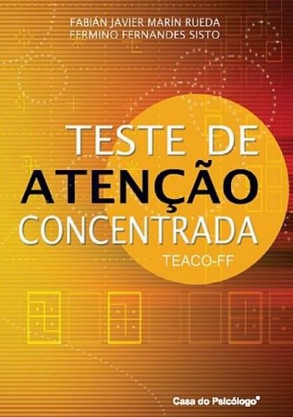TEACO - FF - Teste de Atenção Concentrada - Manual