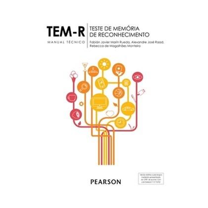 TEM-R - Teste de Memória de Reconhecimento - Cartão de Aplicação em Papel