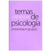 Temas de psicologia: Entrevistas e grupos
