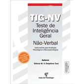TIG-NV - Teste de Inteligência Geral Não-Verbal - Crivo