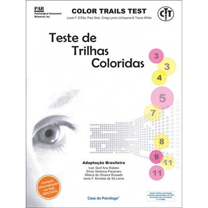 TTC - Teste de trilhas coloridas - Bloco protocolo de registro