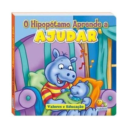 Valores e Educação: O Hipopótamo aprende a ajudar