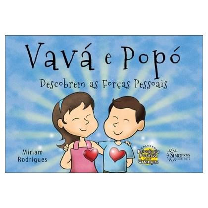VAVA E POPO DESCOBREM AS FORCAS PESSOAIS