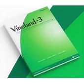 Víneland-3 (Escalas de Comportamento Adaptativo Víneland – Formulário Professores de domínios)