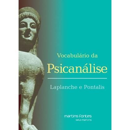 VOCABULARIO BASICO DA PSICANALISE