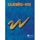 WAIS III - Escala de inteligência Wechsler para adultos - Anteparo
