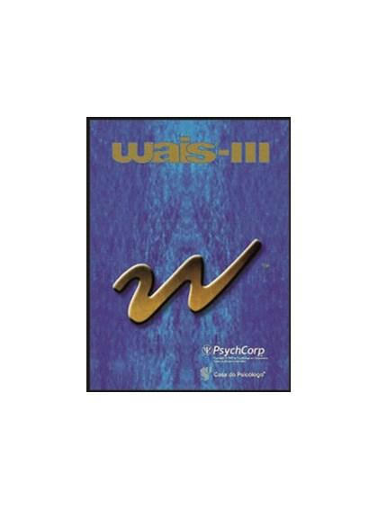 WAIS III - Escala de inteligência Wechsler para adultos - Arranjo de figuras