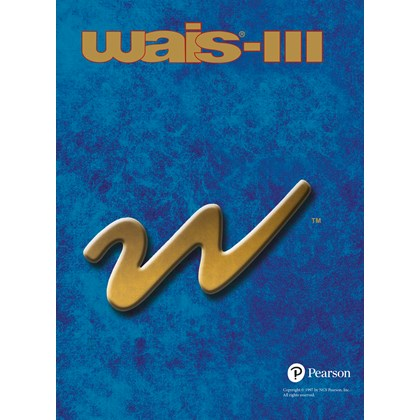 WAIS III - Escala de inteligência Wechsler para adultos - Protocolo procurar simbolos
