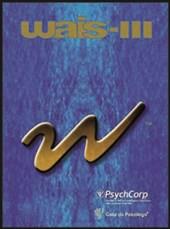 WAIS III - Escala de inteligência Wechsler para adultos - Protocolo registro geral