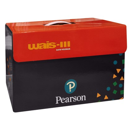 WAIS III - Kit Completo