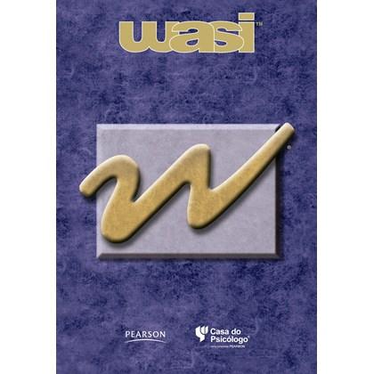 WASI - Livro de estímulos - Escala Wechsler Abreviada de Inteligência