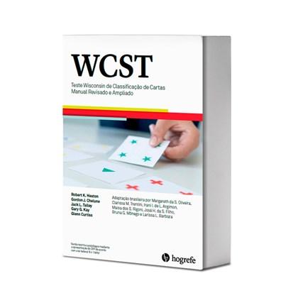 WCST (kit SEM cartas) - Teste Wisconsin de Classificação de Cartas