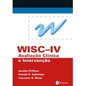Produto WISC IV - Avaliação Clínica e Intervenção