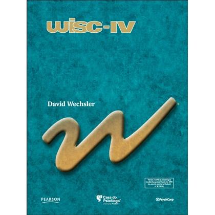 WISC IV - Manual de Instruções