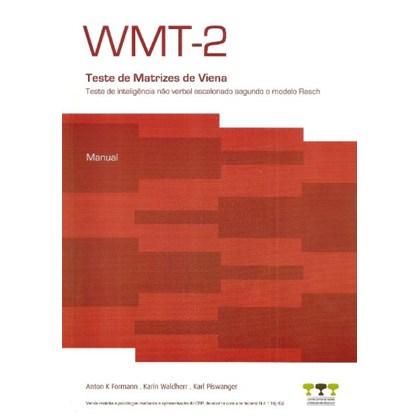 WMT-2 - Bloco com 25 folhas de resposta