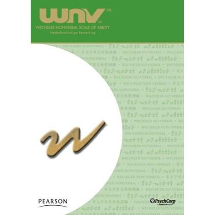 WNV - Crivo Código A (Wechsler Não Verbal de Inteligência)