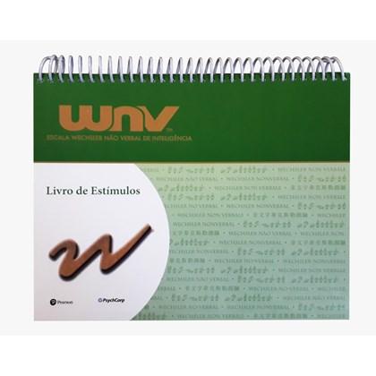 WNV - Livro de Estímulos (Escala Wechsler Não Verbal de Inteligência)