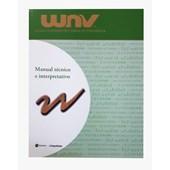 WNV - Manual Técnico e Interpretativo (Escala Wechsler Não Verbal de Inteligência)