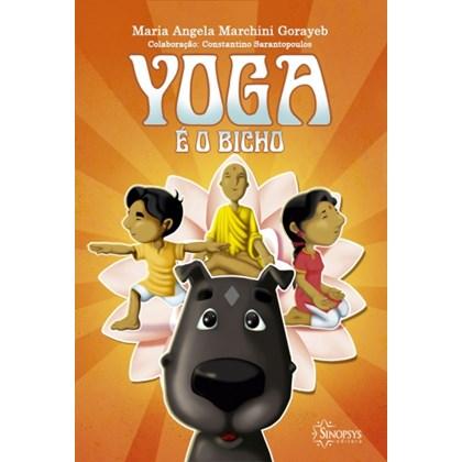 Yoga é o bicho